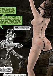 Slasher fansadox 404 - I don't want to be a slave! Please let me go!