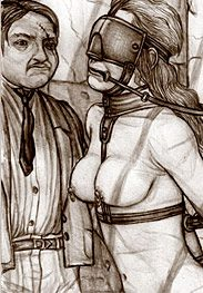 Ponygirls - And you can swallow what's coming down your gullet too by Hines
