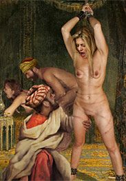 Damian fansadox - She kept screaming even as her new and cruel master whipped her body from head to toe