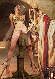 Slavegirls in an oriental world - First wife's betrayal by Damian