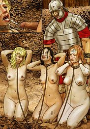 Degradation in Rome - Now it�s time to suck cock, open your mouths good and wide! by Mr.Kane 2016