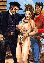 Rustlers - C'mon, fuck the gun, move that ass by Mr.Kane