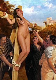 Roman decadence - The women never stood a chance of escape by Damian