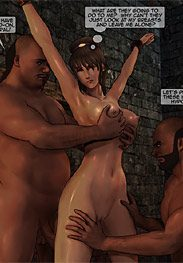 Feather fansadox 412 - Head down and mouth open, whore