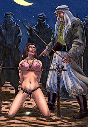 Slave trade - Your big tits are swollen with blood by Mr.Kane