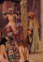 Slavegirls in an oriental world - I'll be a good slave by Damian