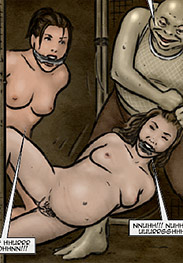 Slasher fansadox 507 Breeders: The next generation 2 - Kept as a sex slave in the breeder's dungeon