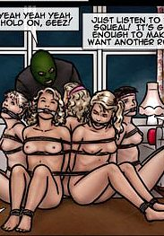Slasher fansadox 439 Sorority house terror - Slave girls have become the new normal