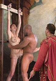 Roman decadence - Helpless pleasure hole by Damian