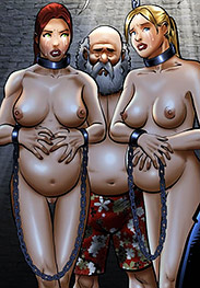 Cagri fansadox 553 Retaliation - They'll take him and his lovely wife and daughter captive